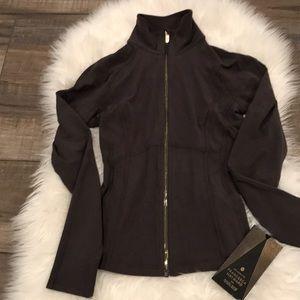 NWT Lululemon principal dancer corsetry jacket